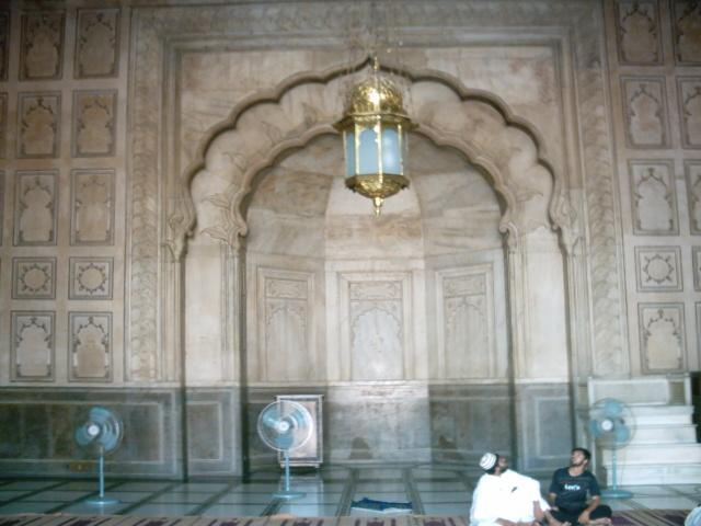 islamic thems: badshahi mosque lahore interior wallpapers