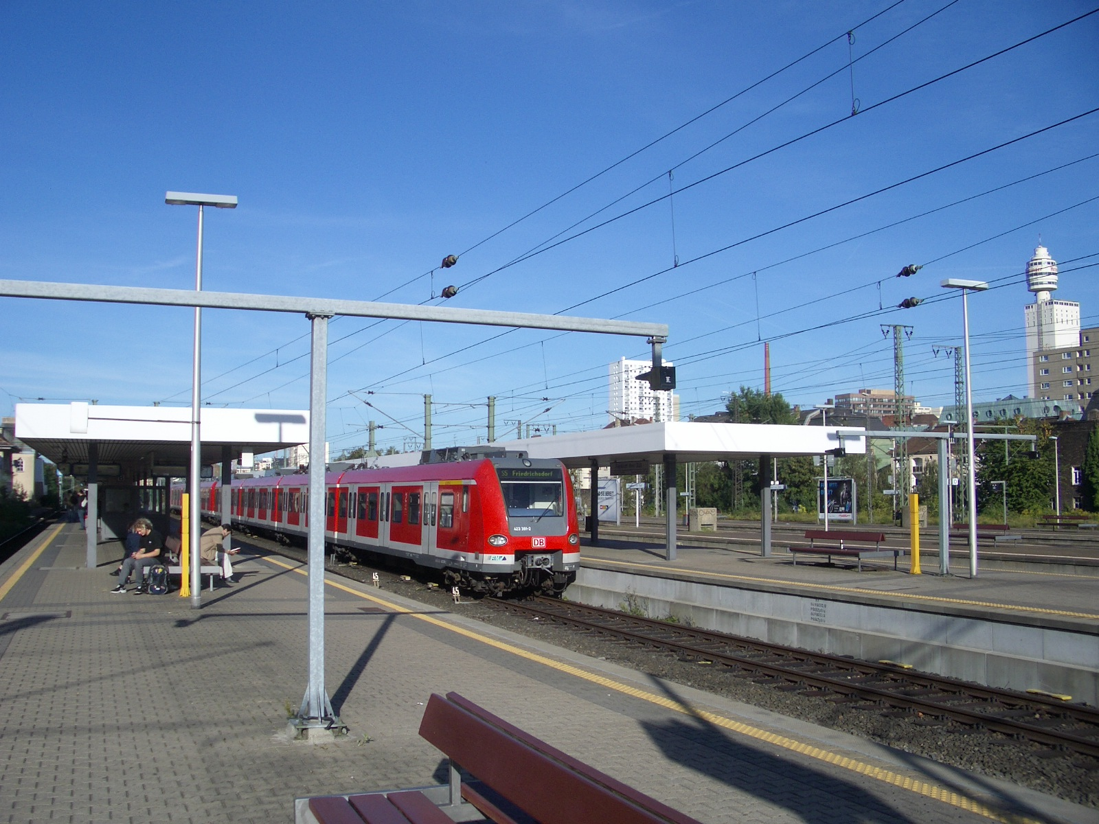 Frankfurt Südbahnhof