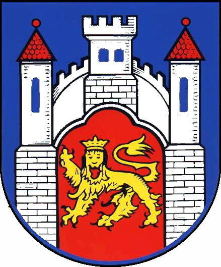 Das Wappen von Moringen