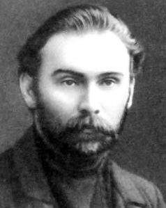 Nikolai Klyuev cover