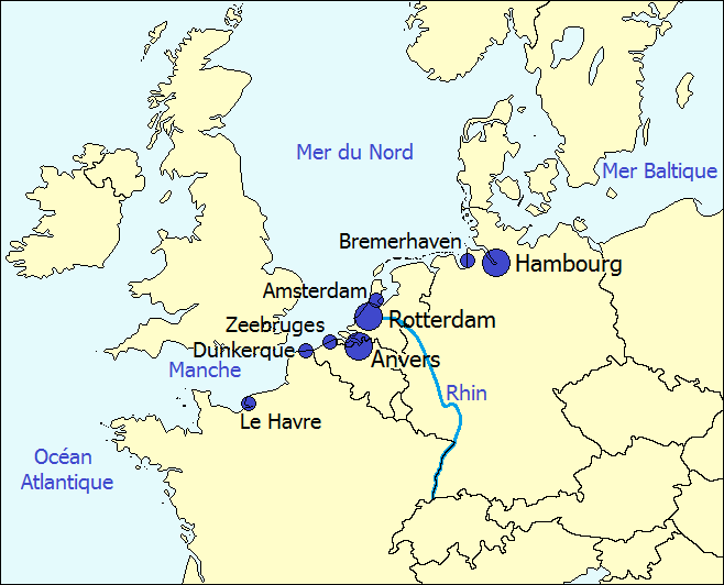 List Of Busiest Ports In Europe