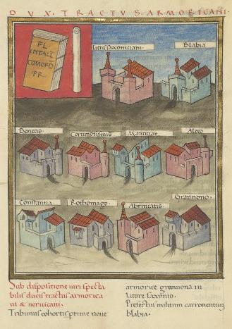 NOTITIA DIGNITATUM - The Latin Library