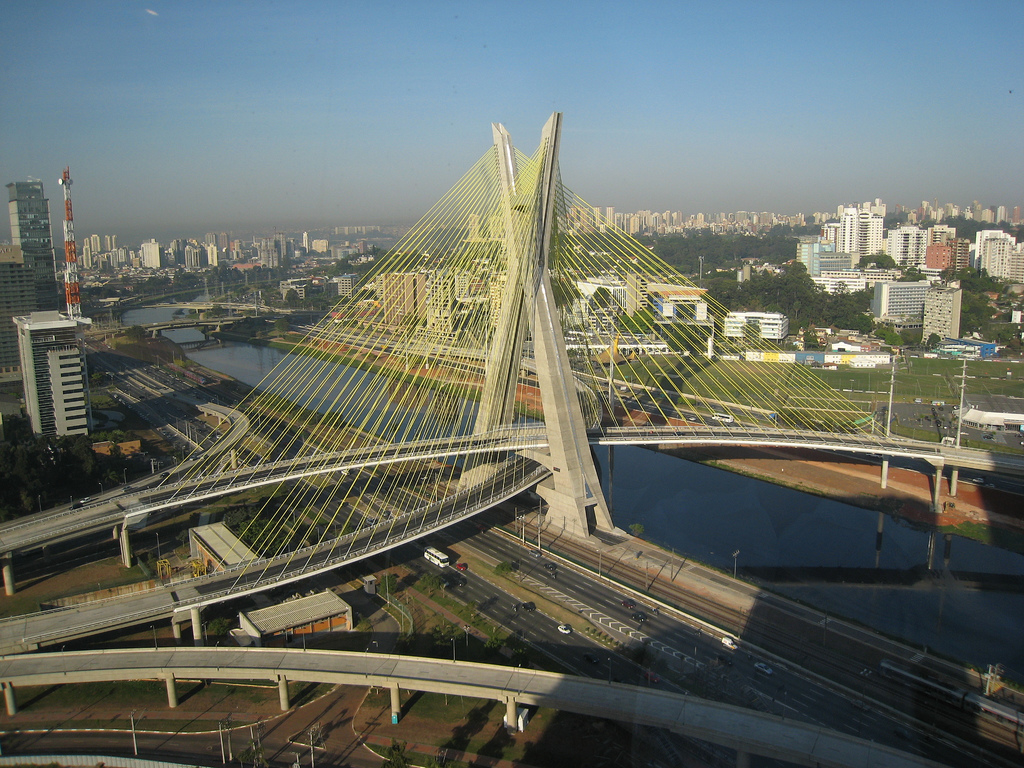FIFA World Cup 2014 Host Cities - Sao Paulo