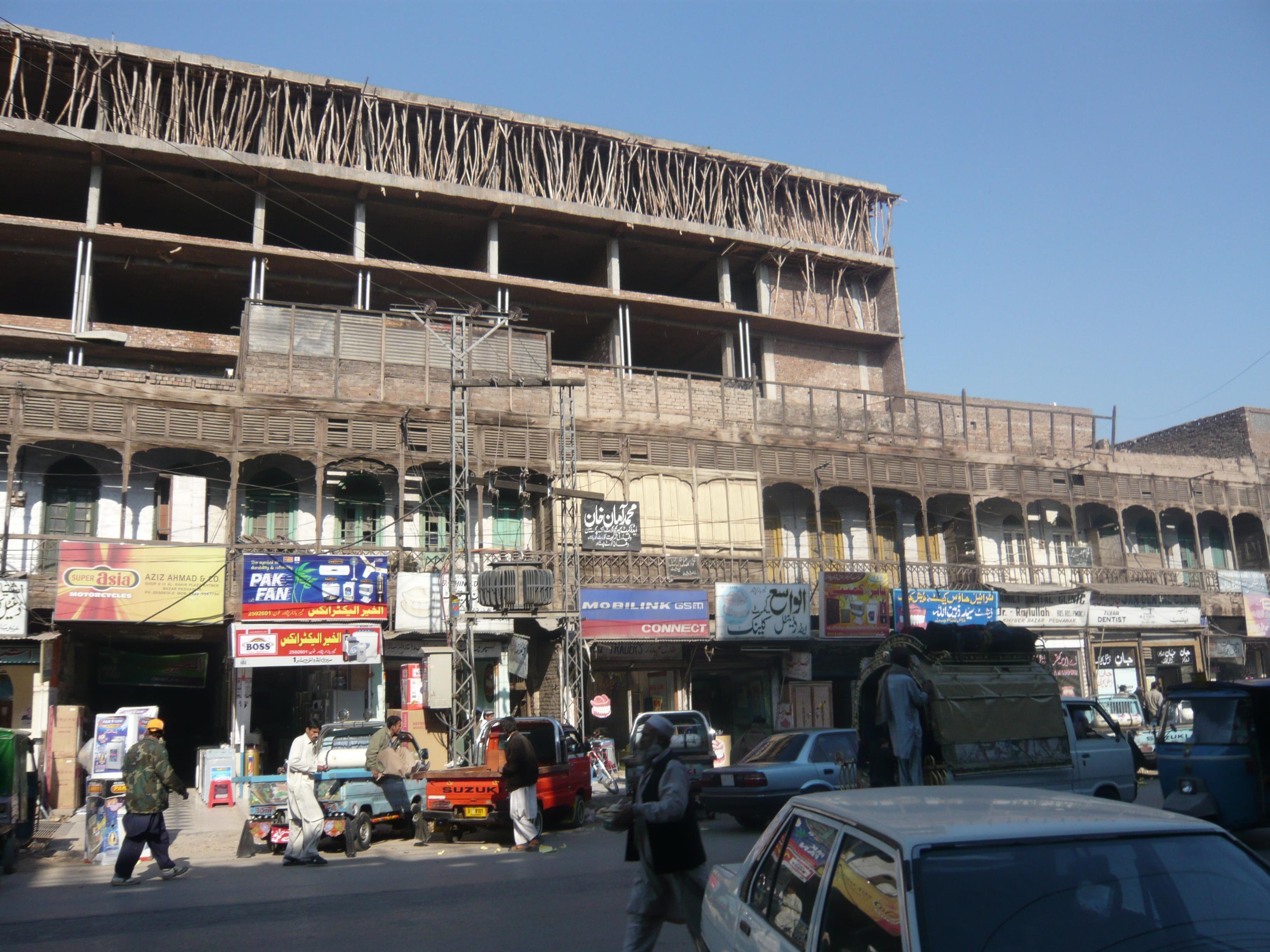 Peshawar City