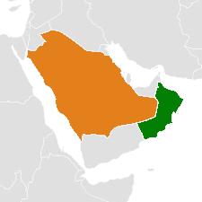 Oman–Saudi Arabia relations - Wikipedia