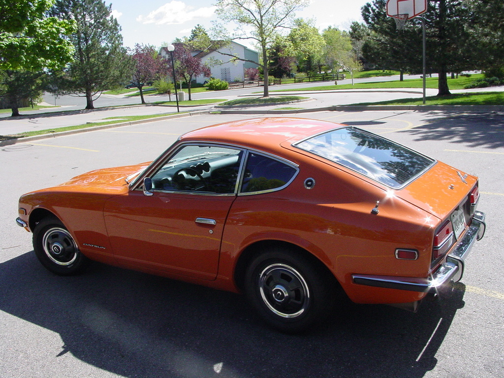 file our restored 39 71 datsun 240z left side jpg. Black Bedroom Furniture Sets. Home Design Ideas