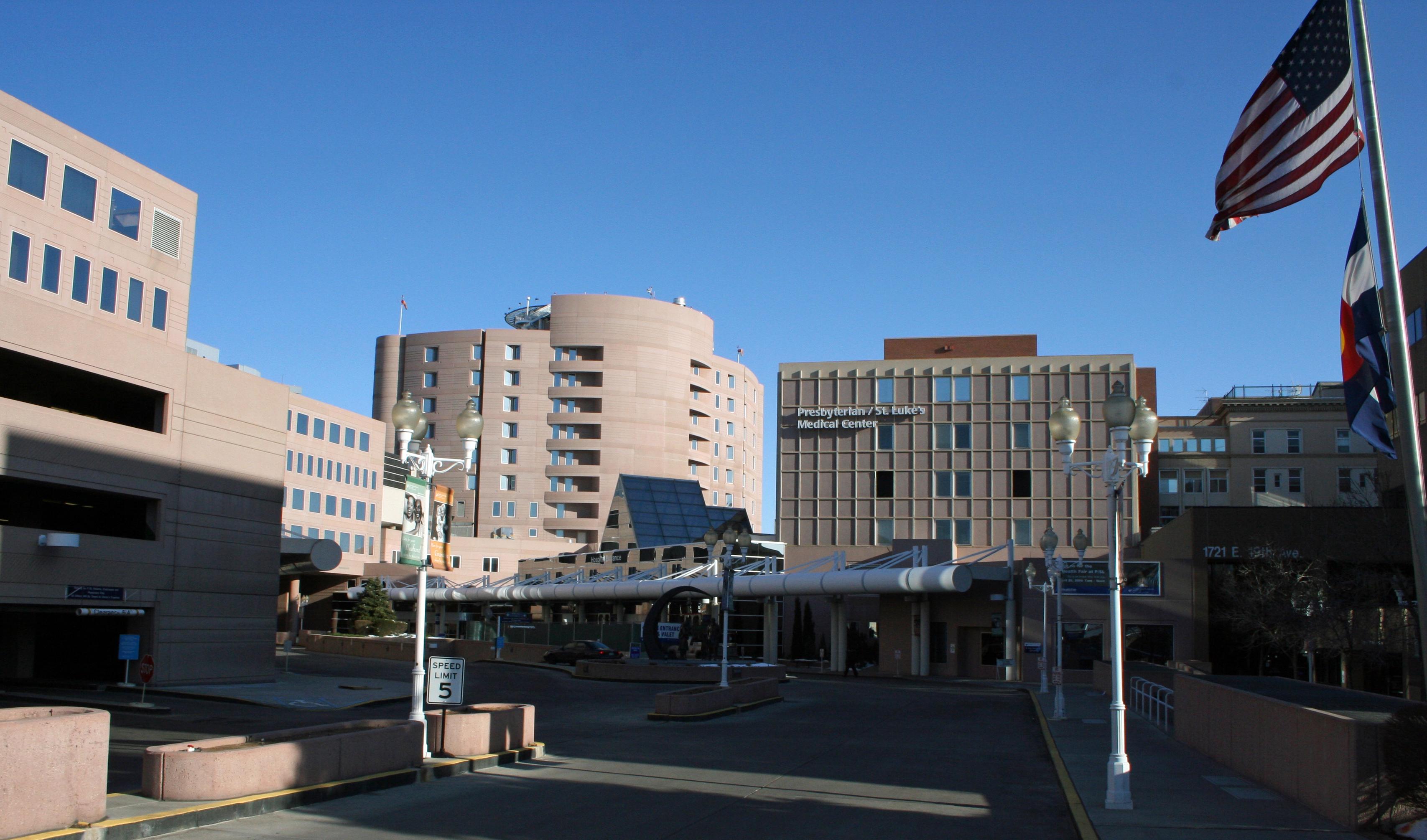 St  Luke's Medical Center (Denver) - Wikipedia