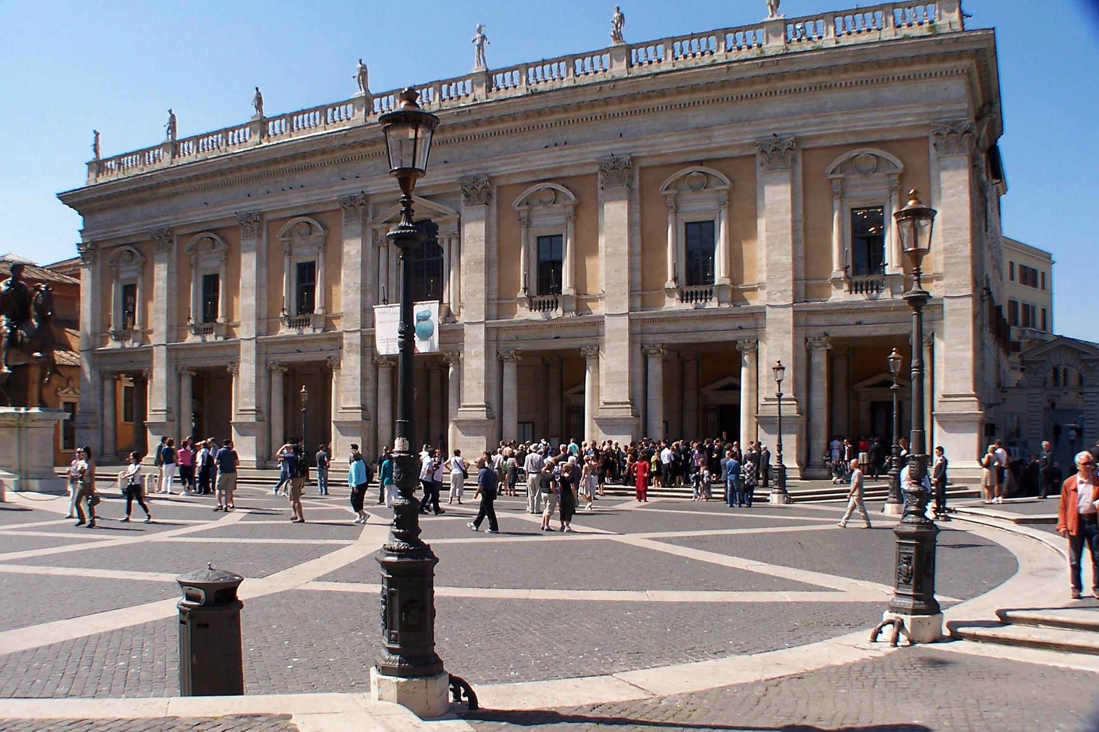 Musei capitolini a ROMA - ITMAP