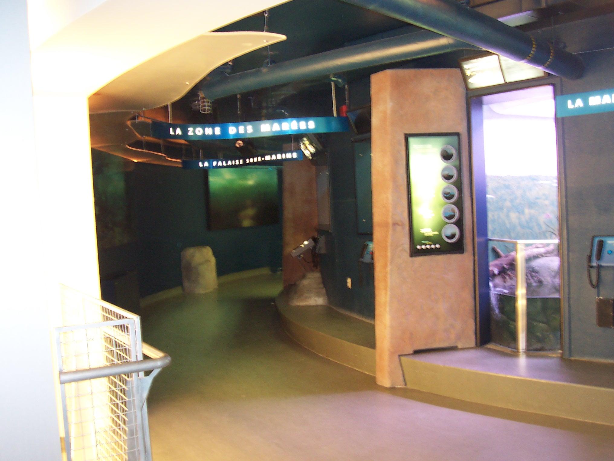 Fichier parc aquarium du qu bec 2006 07 galerie jpg for Galerie du meuble quebec