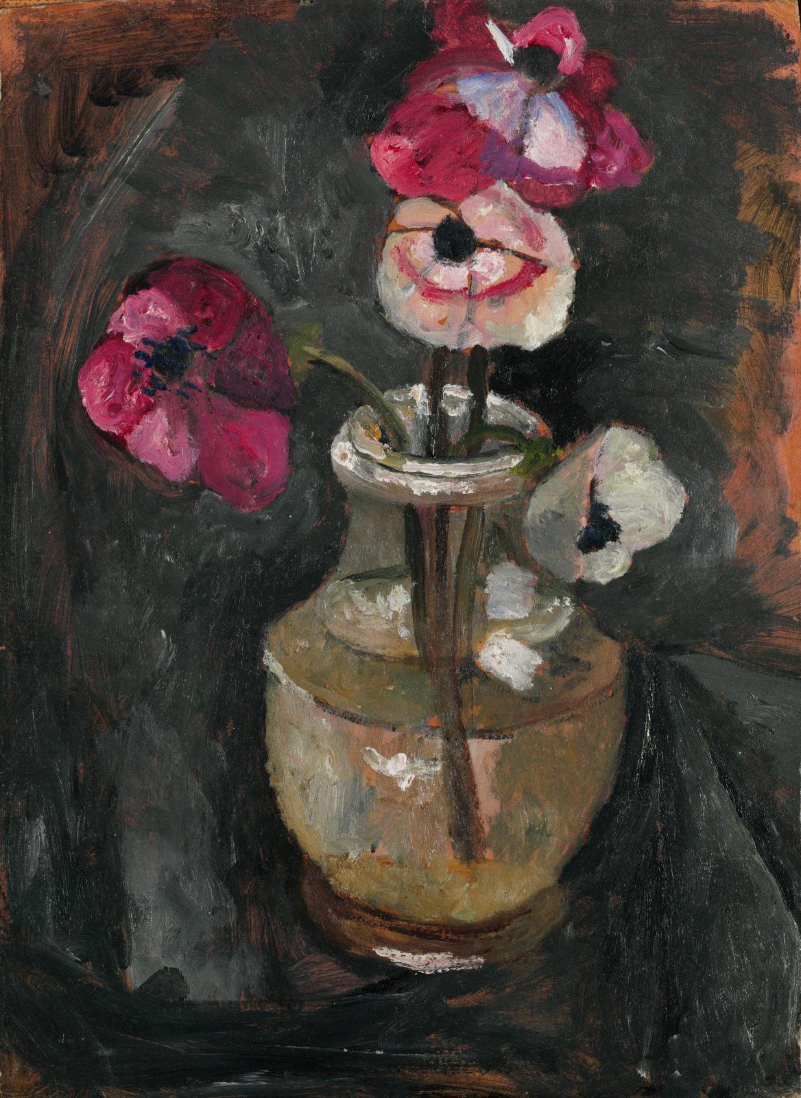 File Paula Modersohn Becker Vase With Anemones 1904