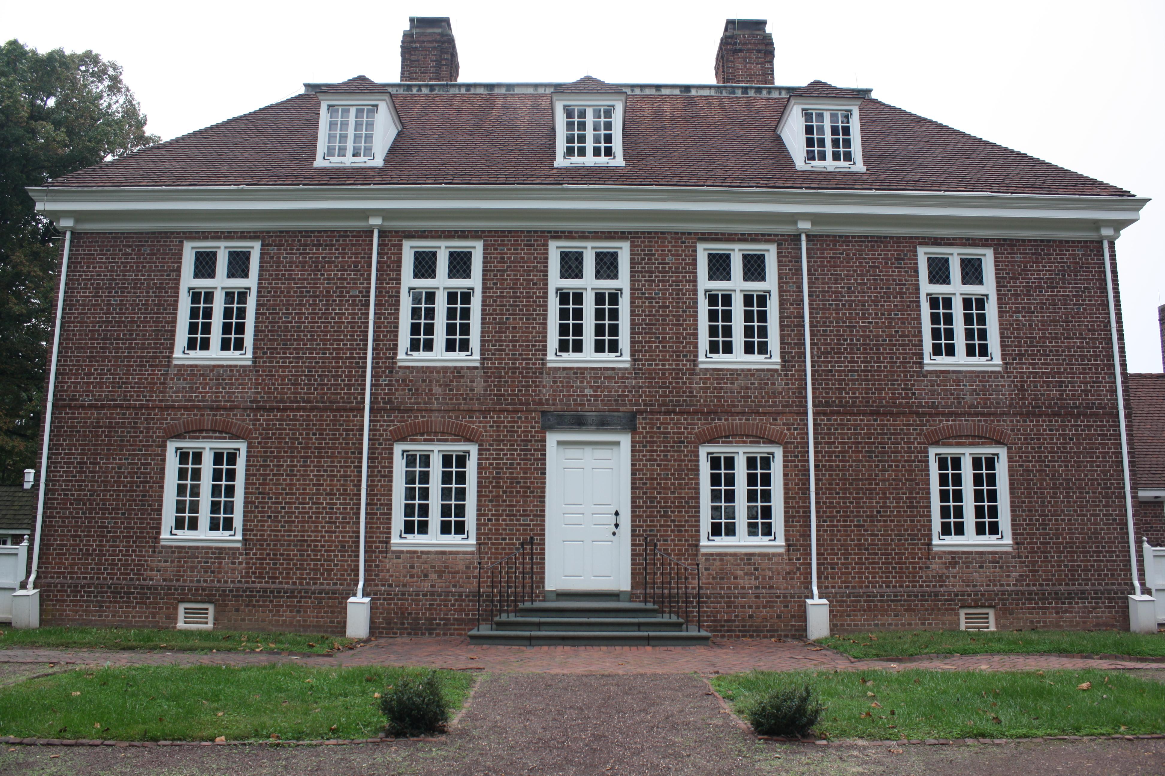 Pennsbury Manor - Wikipedia