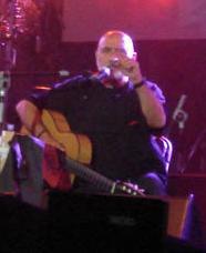 Peret en 2007.