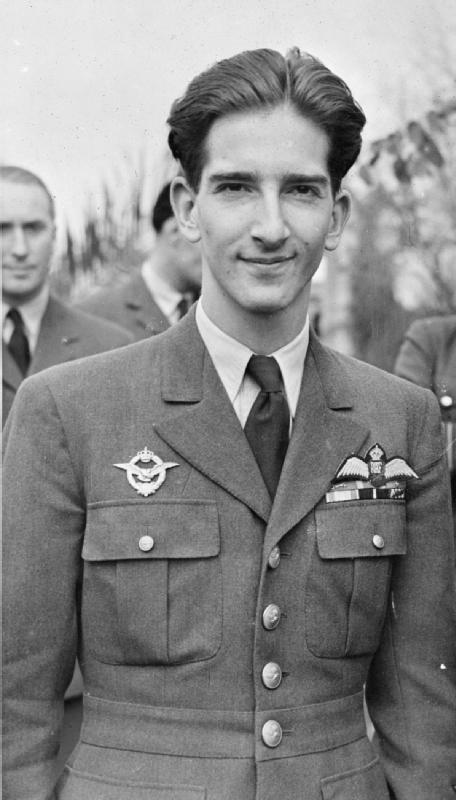 Pierre II le 11 janvier 1944.