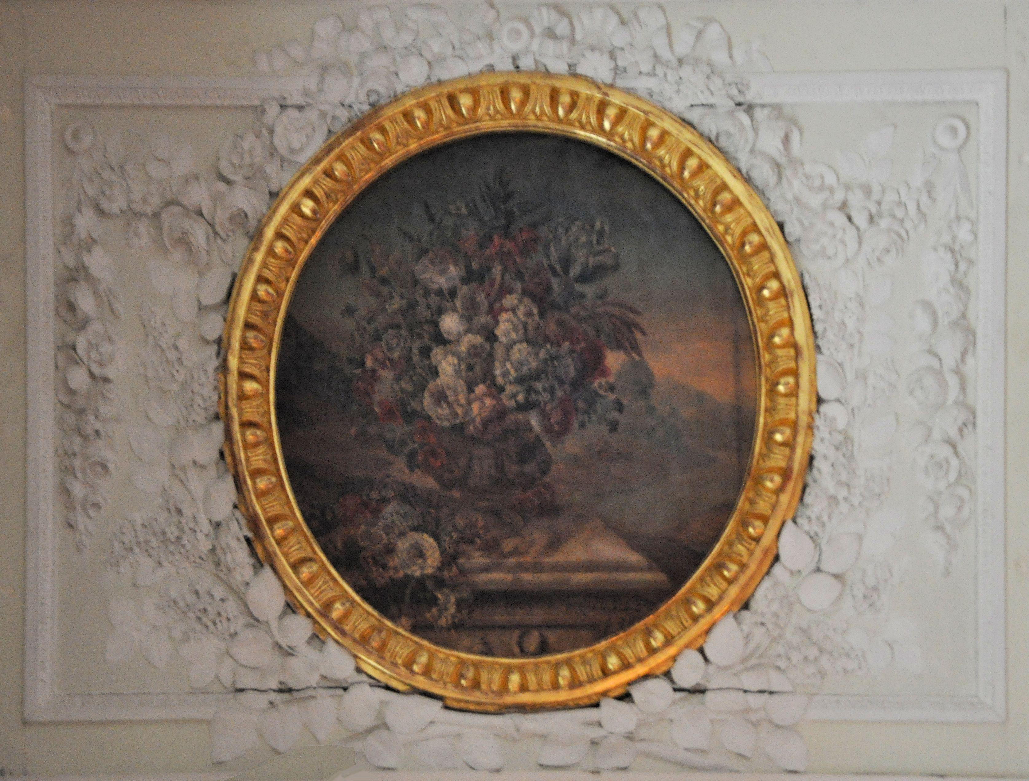 File:Petit Trianon - Chambre du roi - Dessus de porte.jpg ...