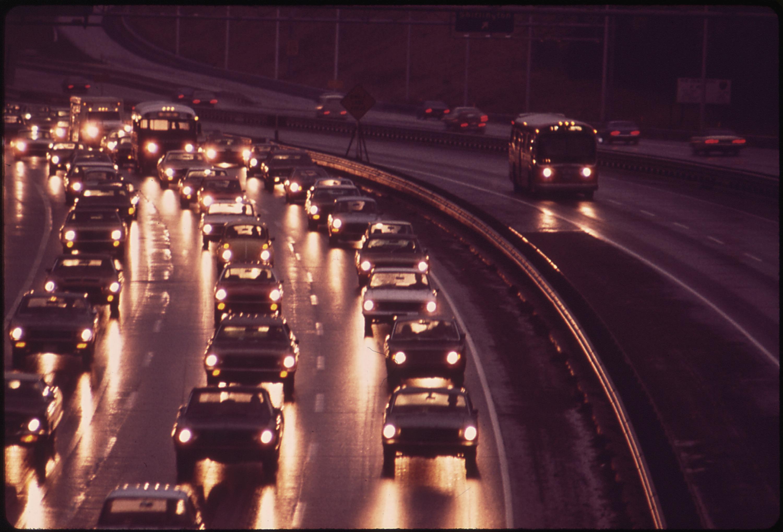 try to avoid rush hour