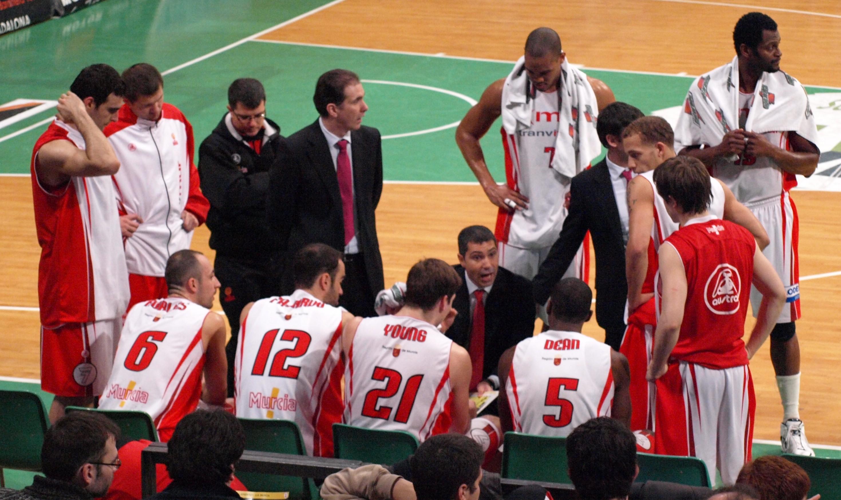 Depiction of Liga ACB 2011-12