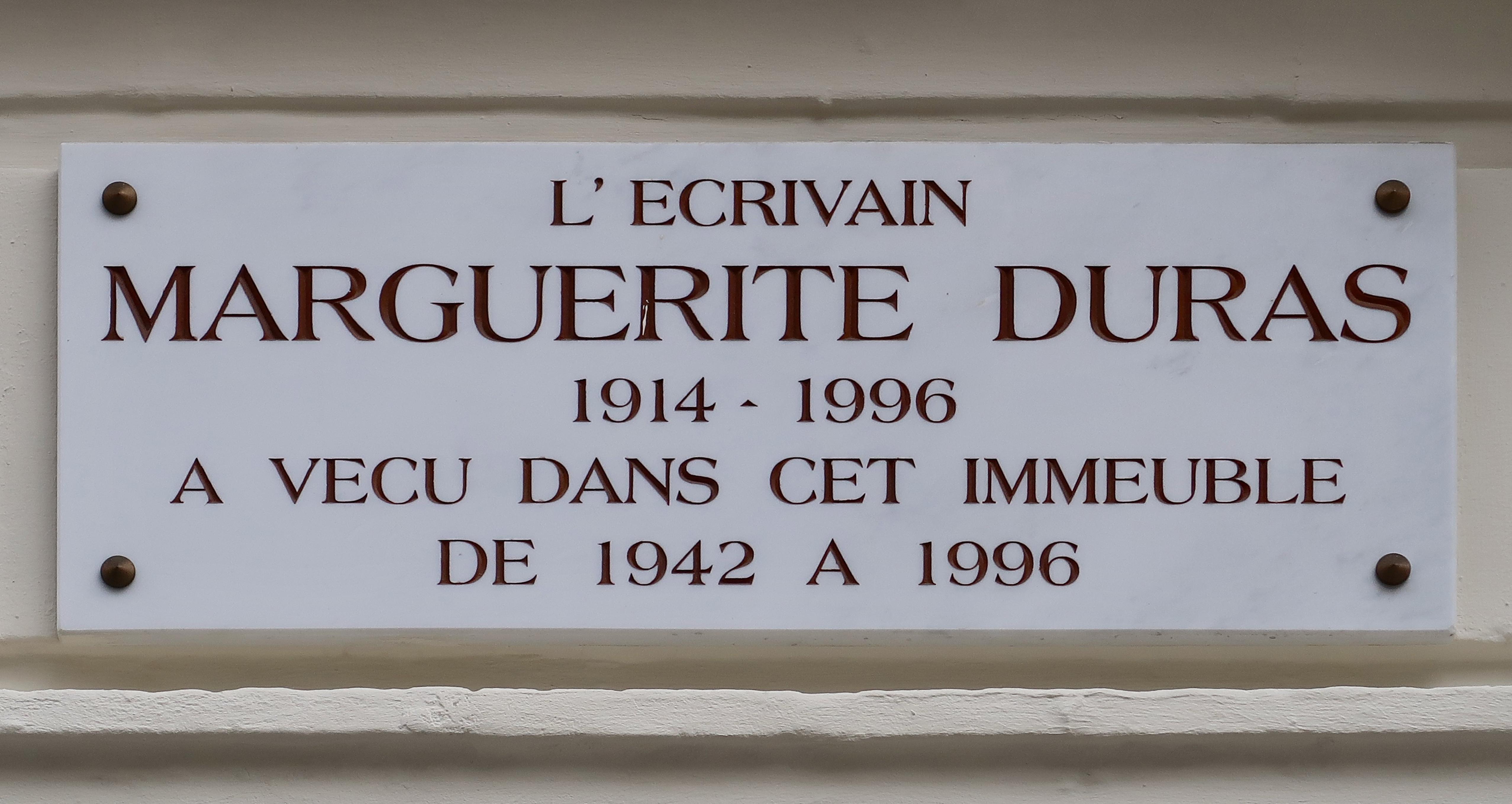 Marguerite Duras Wikiwand