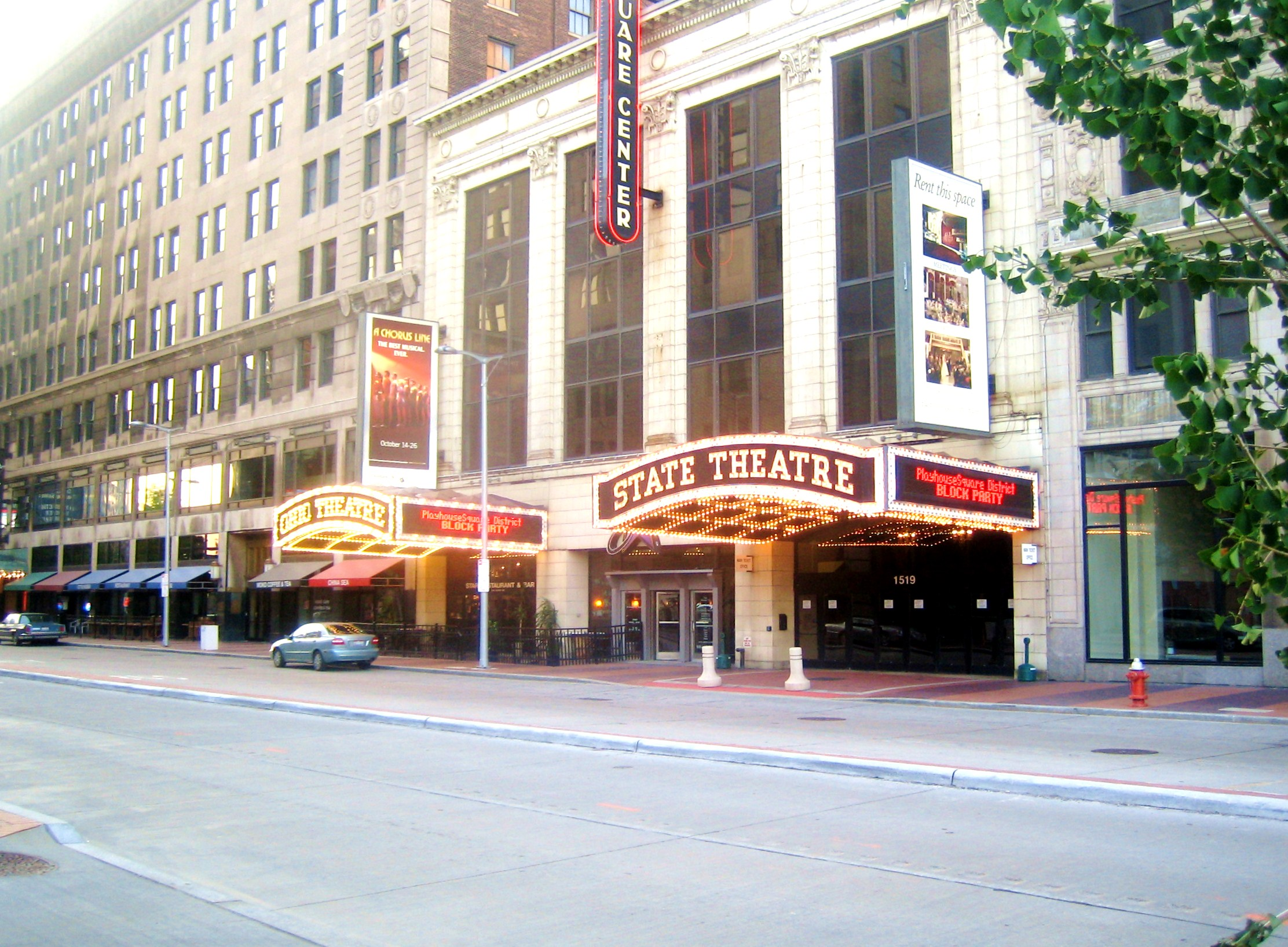 Image result for theaters cleveland