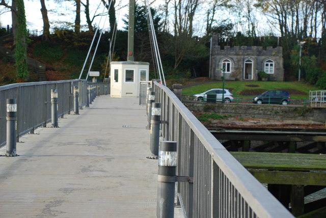 Pont yr Aber Caernarfon Aber Bridge - geograph.org.uk - 619200