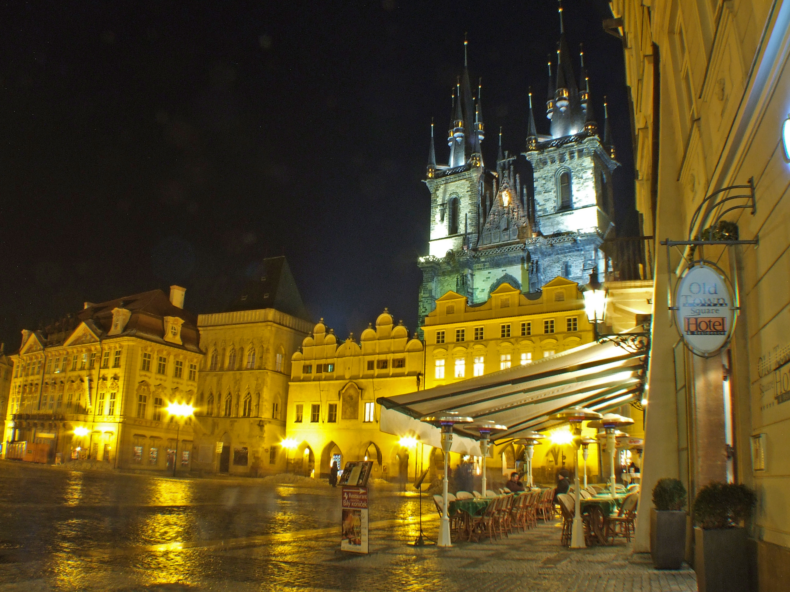 Prague clubs and discotheques