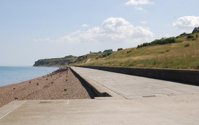 Promenade, Beltinge - geograph.org.uk - 1470541