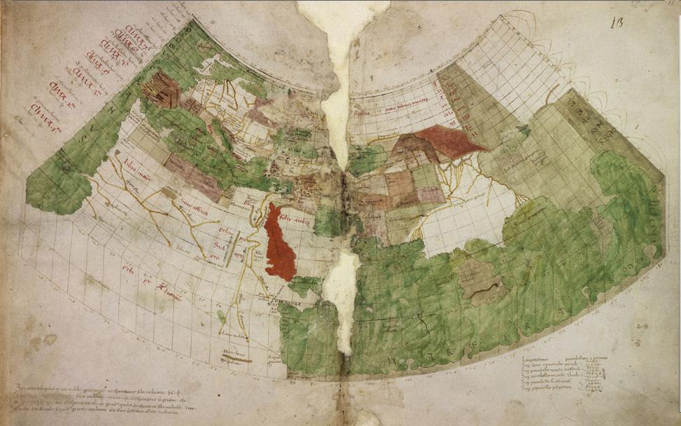 atlante di andrea bianco dell u0026 39  anno 1436