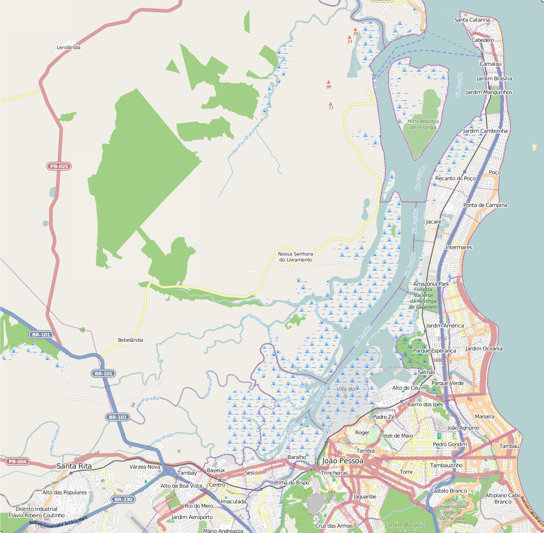 Estação João Pessoa – Wikipédia, a enciclopédia livre