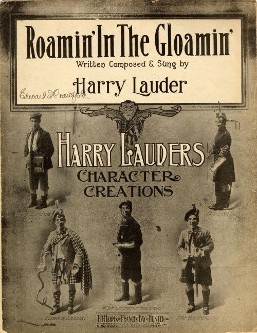roamin in the gloamin
