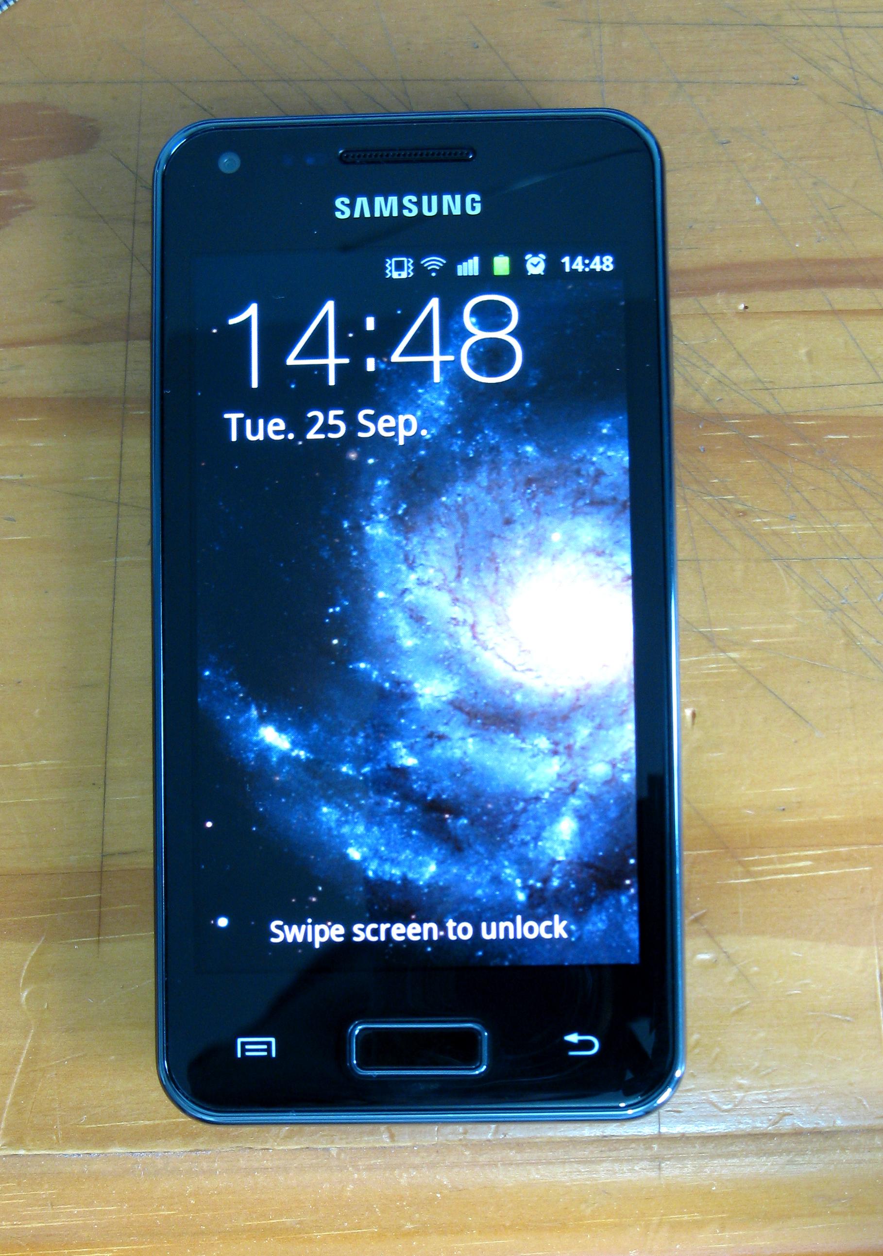 Samsung Galaxy S Advance - Wikipedia