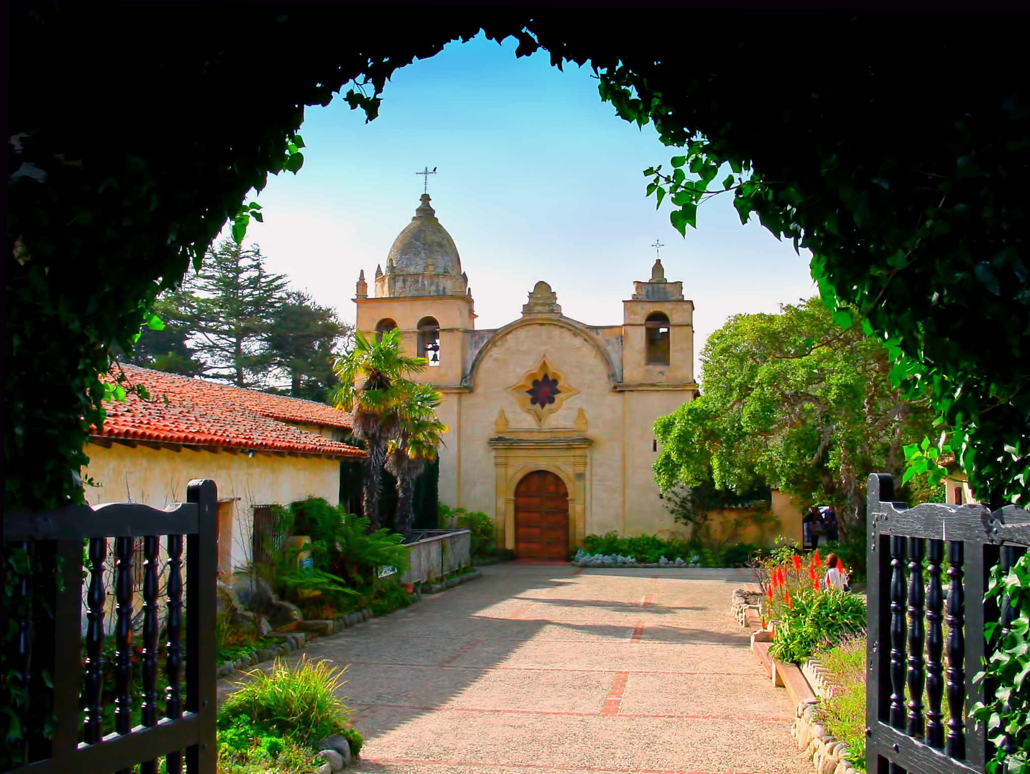File San Carlos Borromeo Mission Jpg Wikimedia Commons