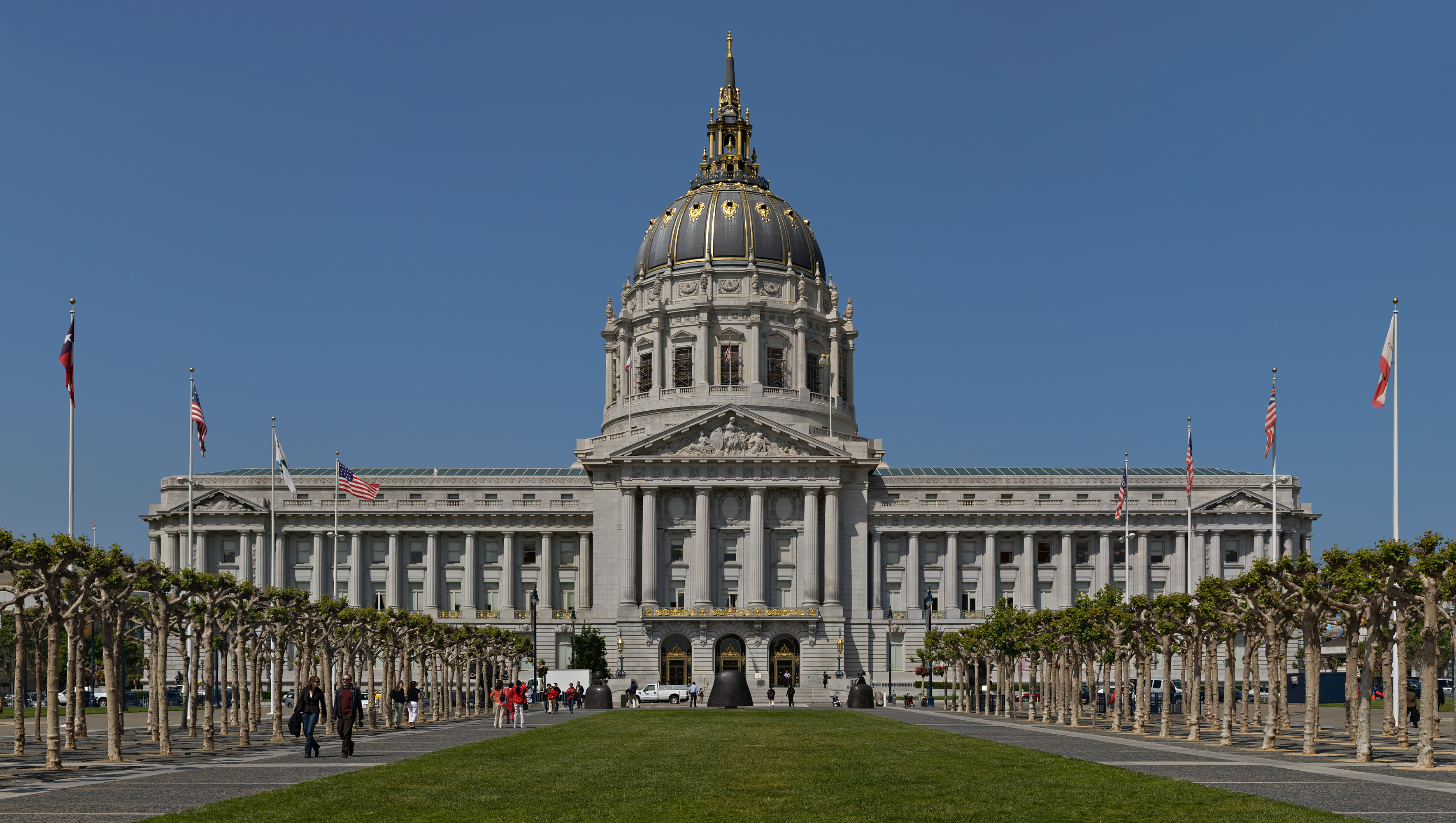 Sf City Hall Building