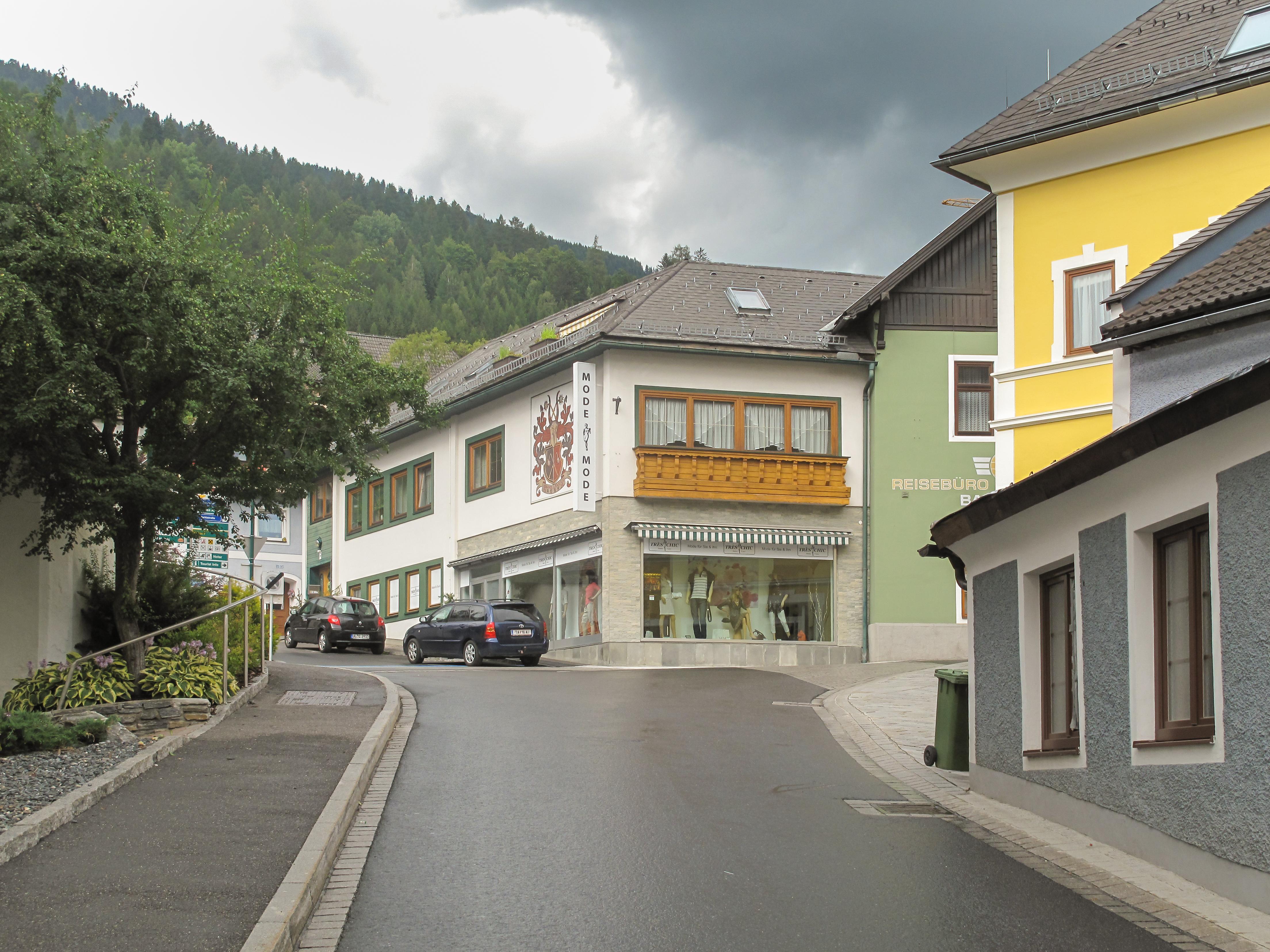 Groeck - Speiereck - Mauterndorf/Sankt Michael im Lungau