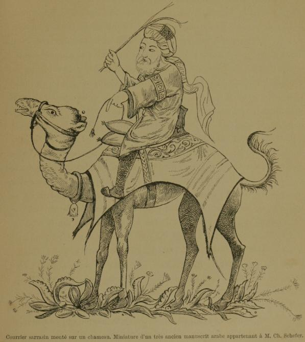 Sarazene, Quelle: Wikimedia Commons, public domain