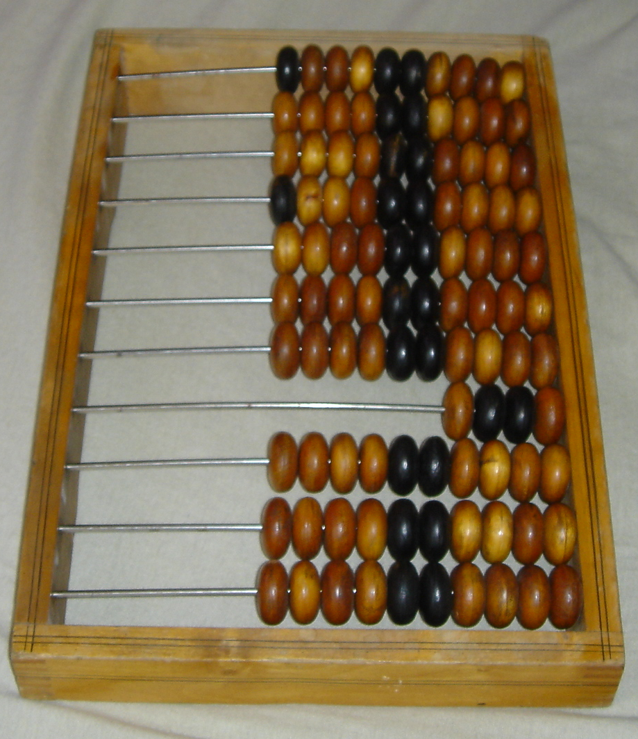 russian abacus schoty model