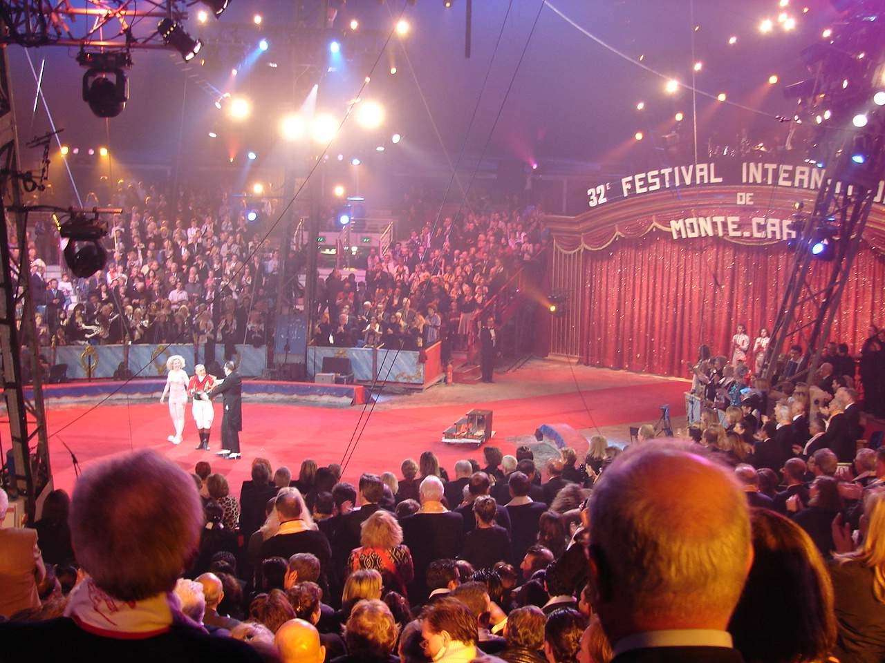Internationales Zirkusfestival Von Monte Carlo Wikipedia