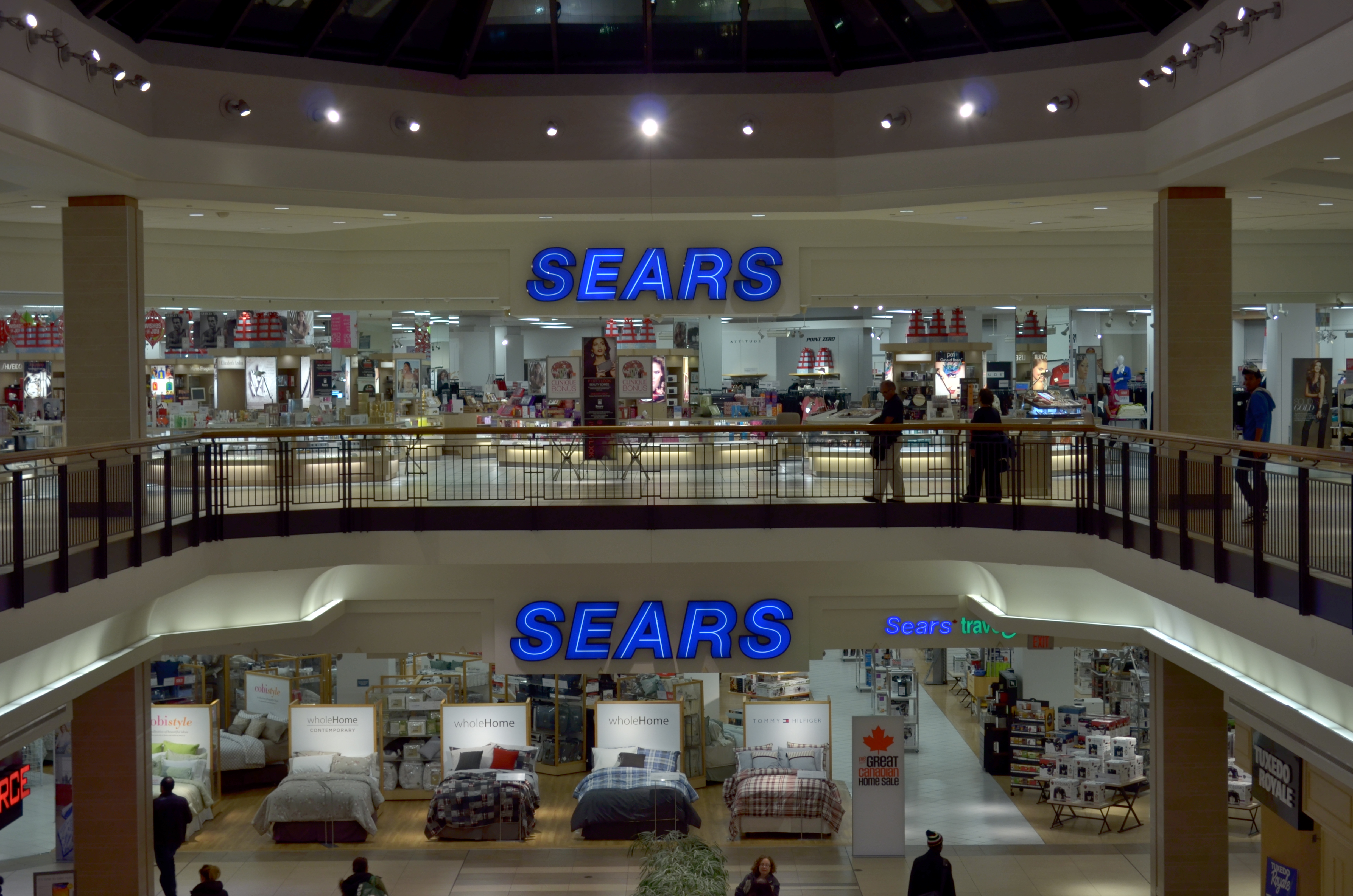 Sears Stores In Kansas City Area