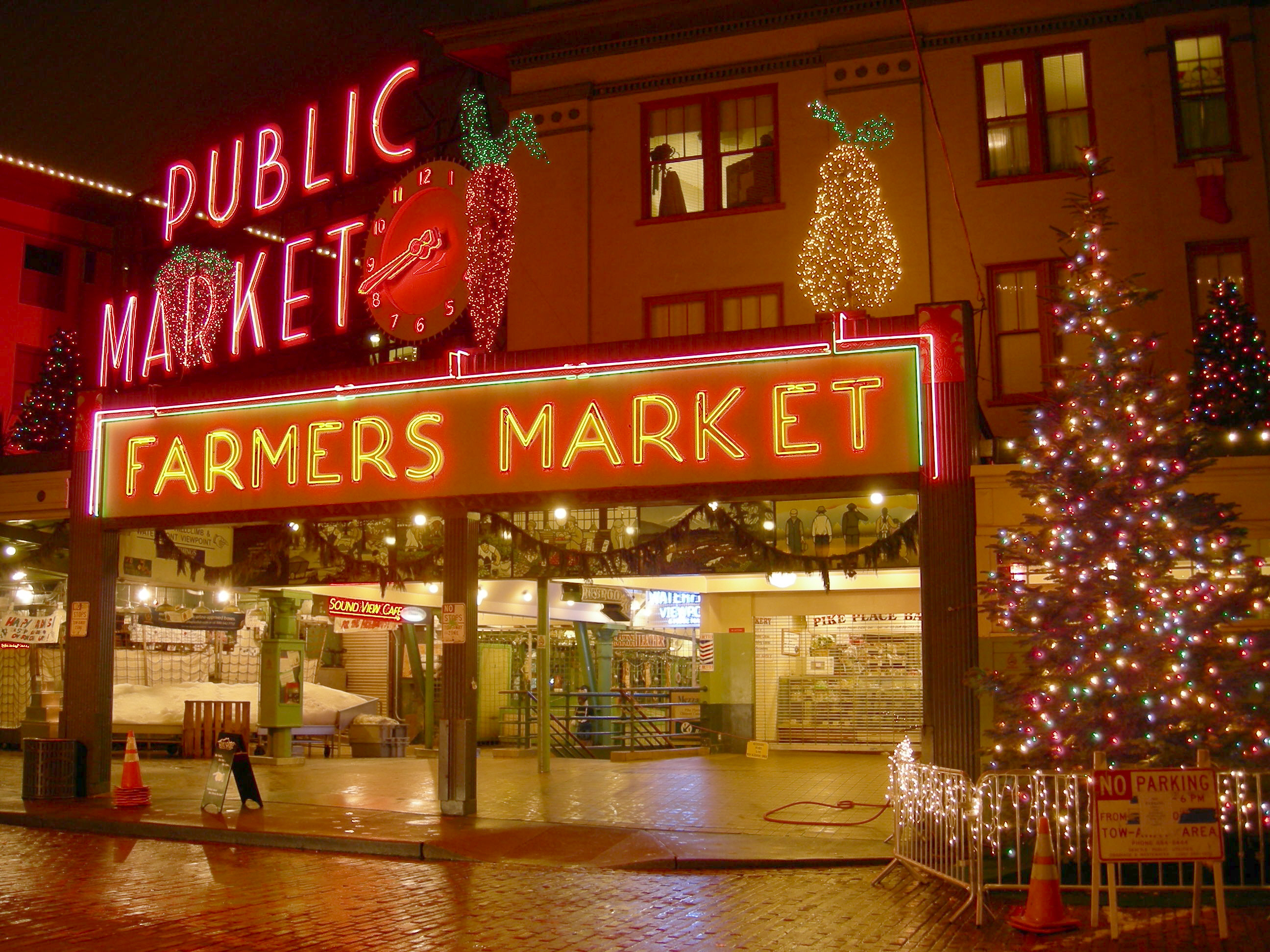 Christmas Activities Seattle.Holiday Things To Do In Seattle Wa Sea To Sky Rentals