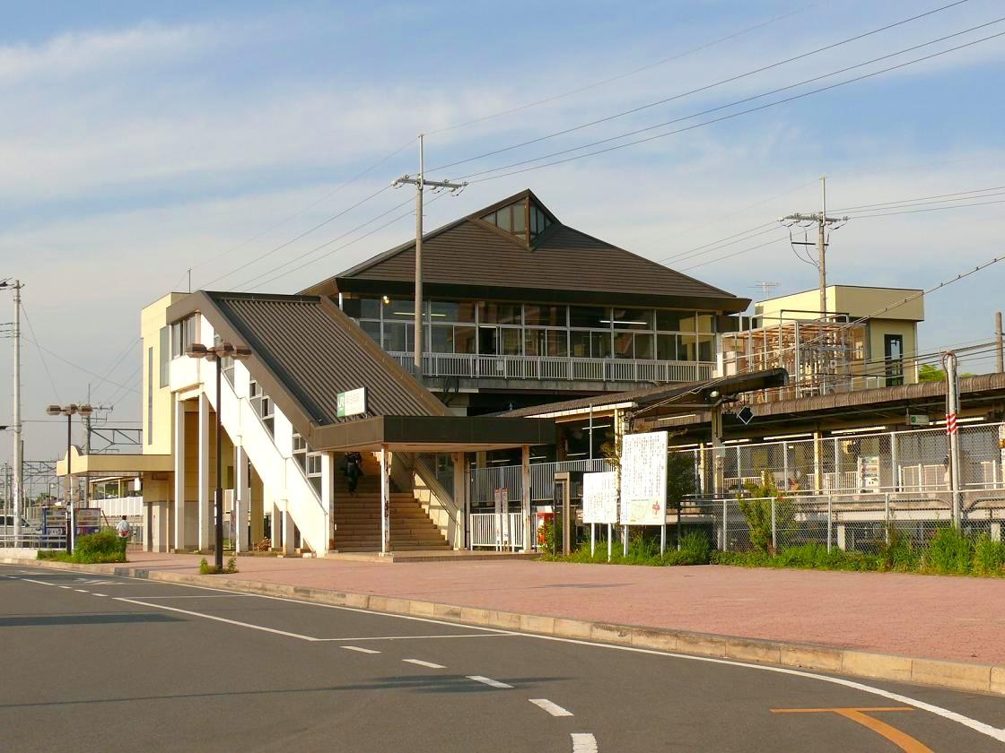 신시라오카 역
