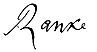 Signature Leopold von Ranke.PNG