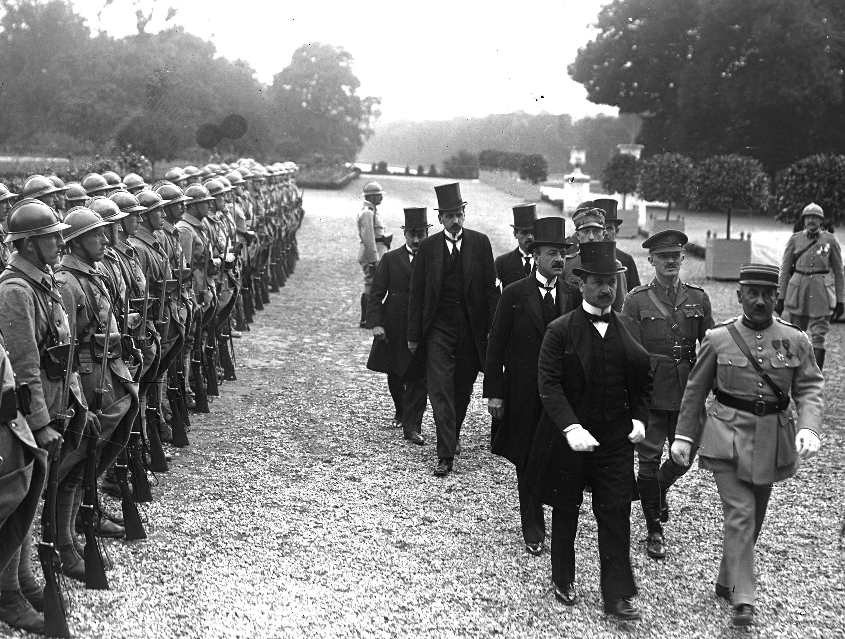 Treaty of Trianon - Wikipedia