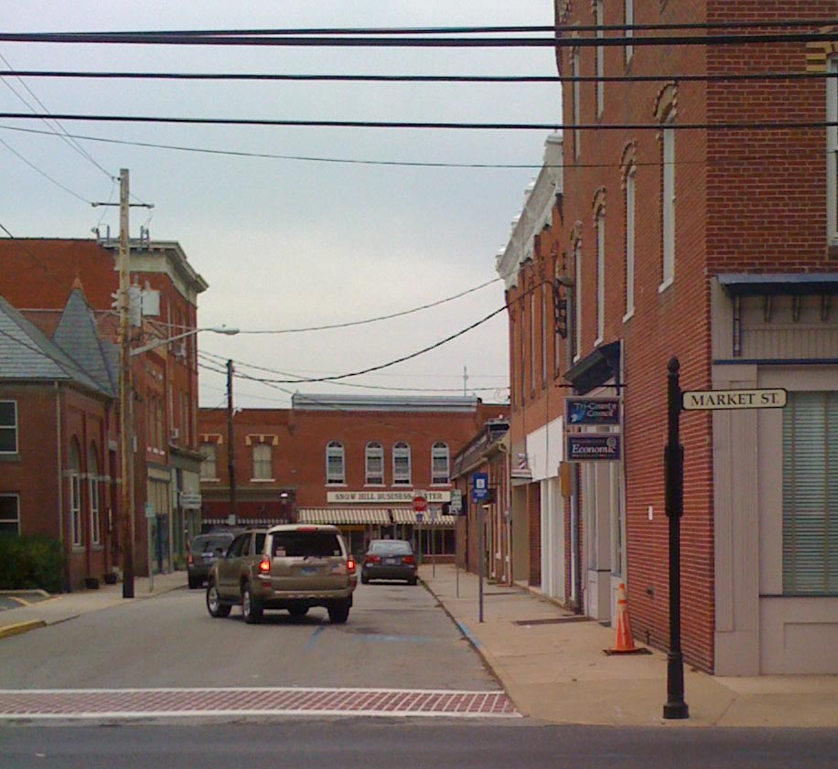 Largo Town Center: Snow Hill, Maryland