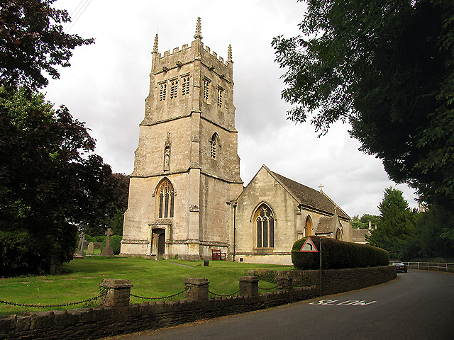 St Mary's Grittleton