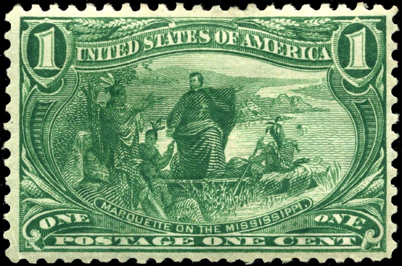 Trans Mississippi Issue