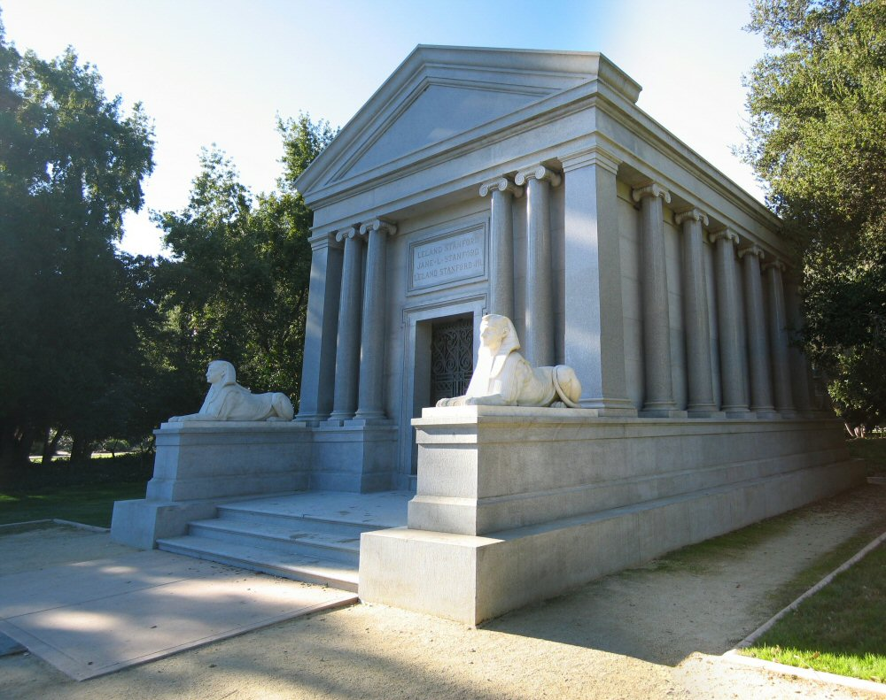 Stanford Mausoleum - Wikipedia