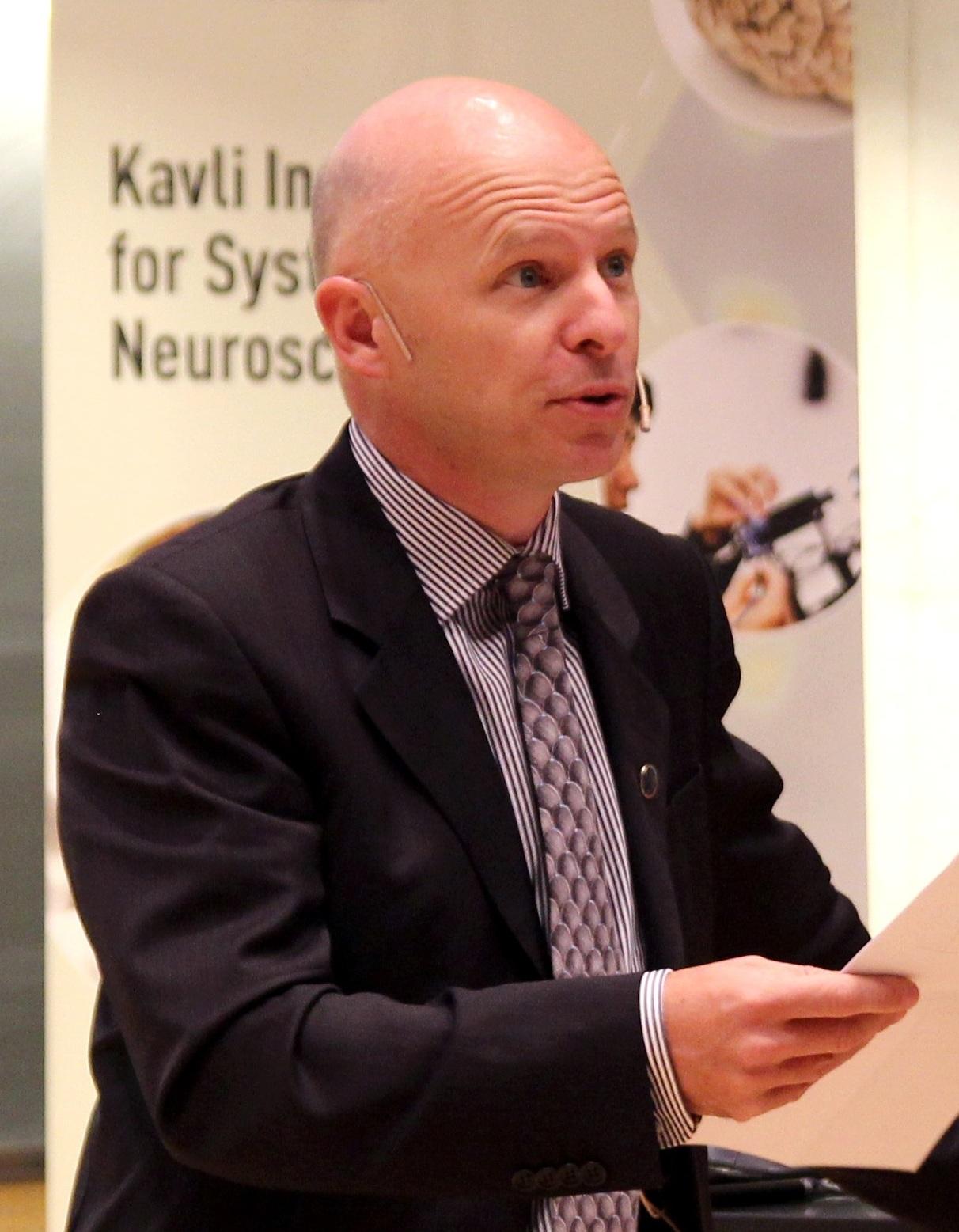 Stanislas Dehaene in 2014