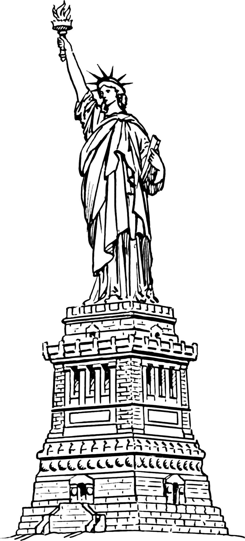 Line Art New York : File statue of liberty psf wikimedia commons