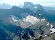 Swiftcurrent Glacier glacier in the United States