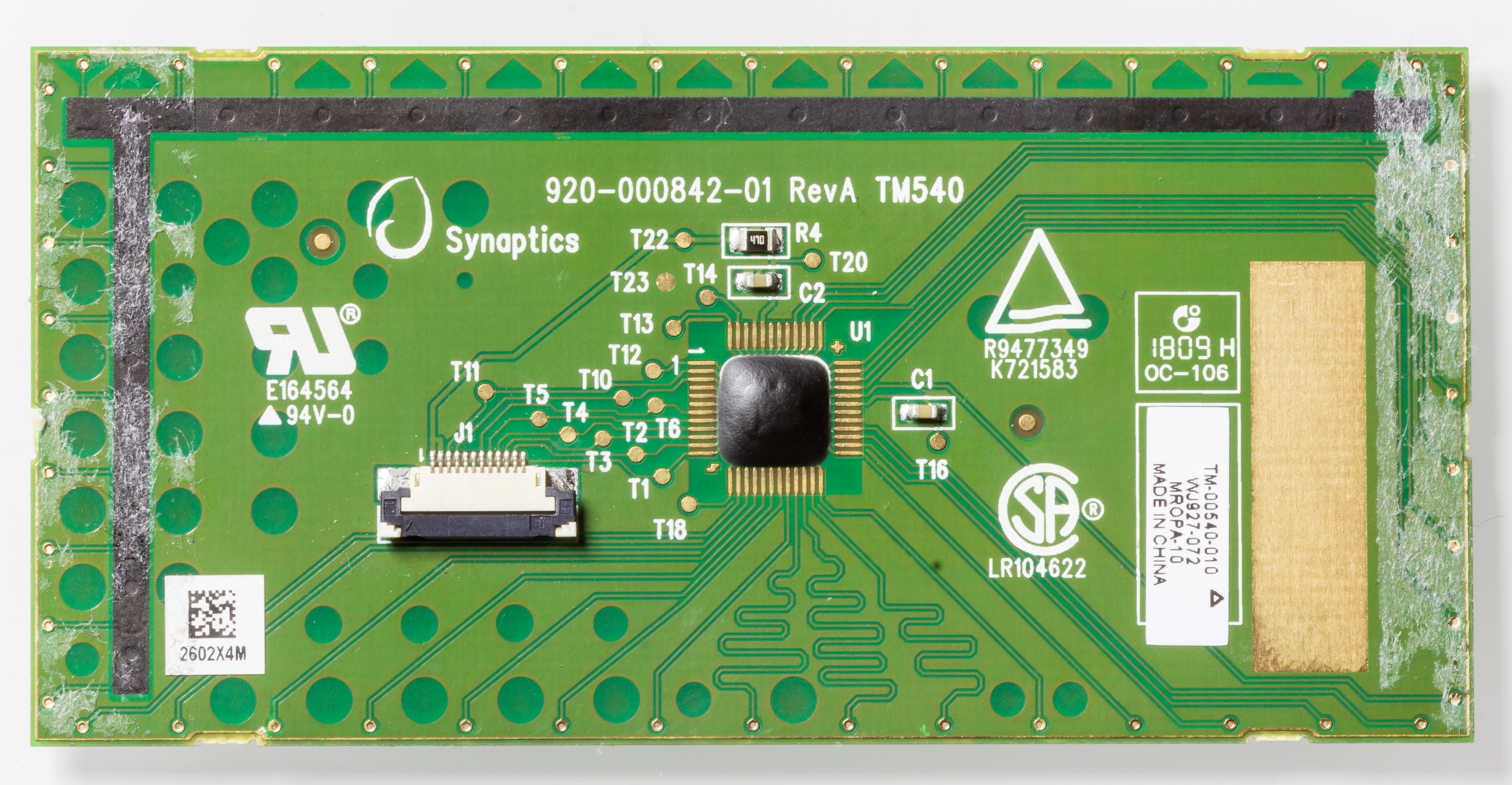 File:Synaptics touchpad 920-000842-01-3749 jpg - Wikimedia Commons