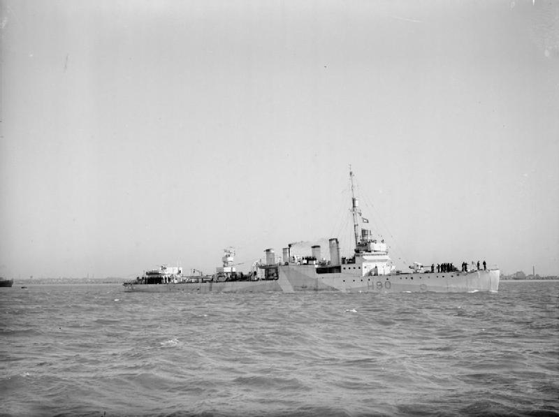 USS Hunt
