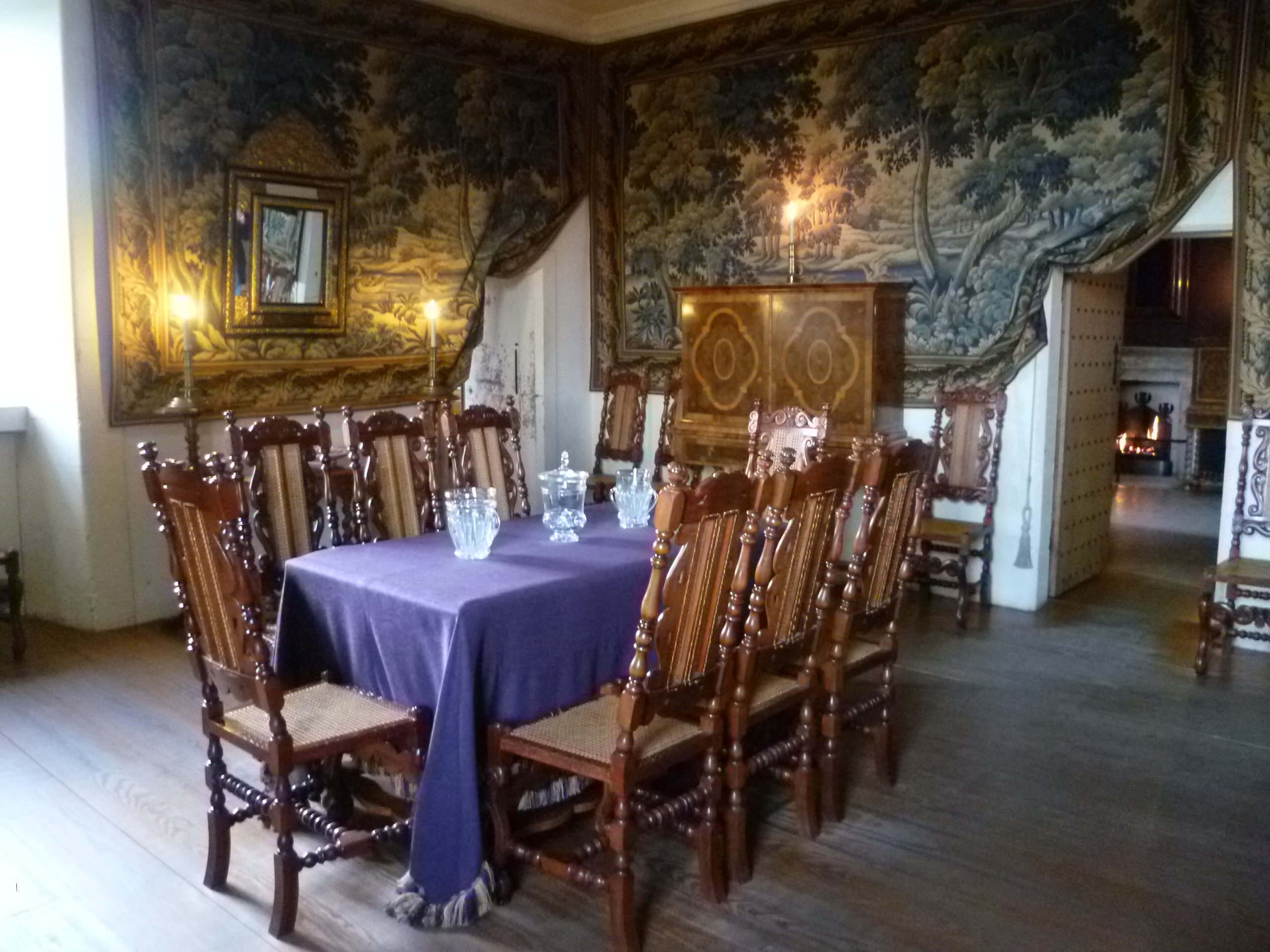 File:The Drawing Room, Argyll\'s Lodging, Stirling.jpg - Wikimedia ...